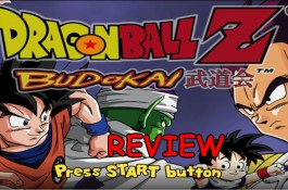 Dragon Ball Z Budokai 1 - Review