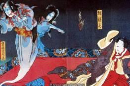 Histórias de fantasma - Um passeio por um Japão assombrado - Parte 1