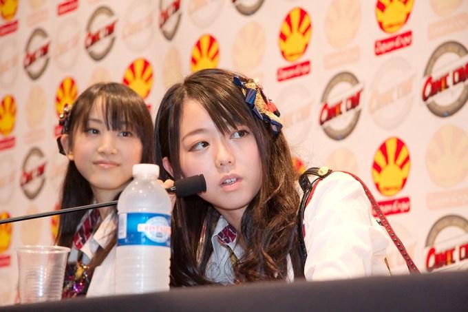 Minegishi Minami do AKB48, protagonista de uma das histórias mais polêmicas envolvendo idols até hoje.