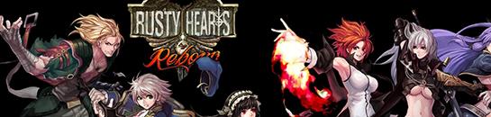 MMORPG - Rusty Hearts