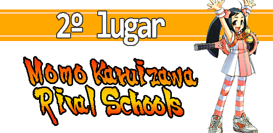 Momo Karuizawa Rival Schools
