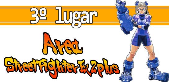 Area Street fighter Ex2 plus