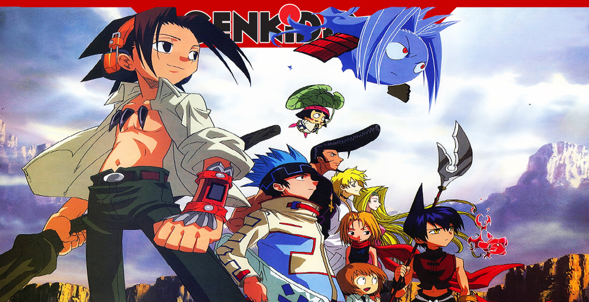 Video Quest 14 - Shaman King