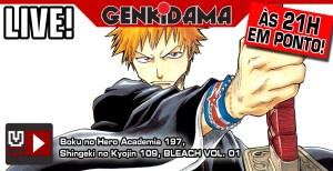 Shonen Quest - Boku no Hero Academia 197, Shingeki no Kyojin 109, BLEACH VOL. 01