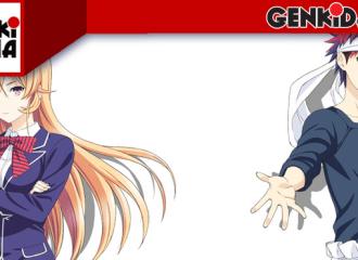 54b4921780 J.C. Staff vai produzir o anime de Shokugeki no Souma
