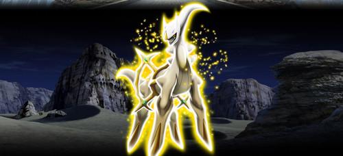 Pokémon - Arceus