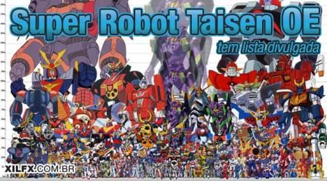 SuperRobotTaisenOE