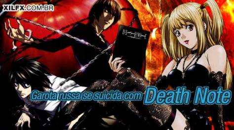 DeathNoteSuicidal