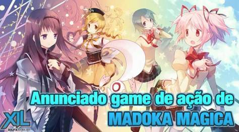 MadokaMagicaActiongame