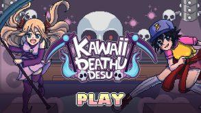 Conheça Kawaii Deathu Desu - jogo produzido pela PippinGames