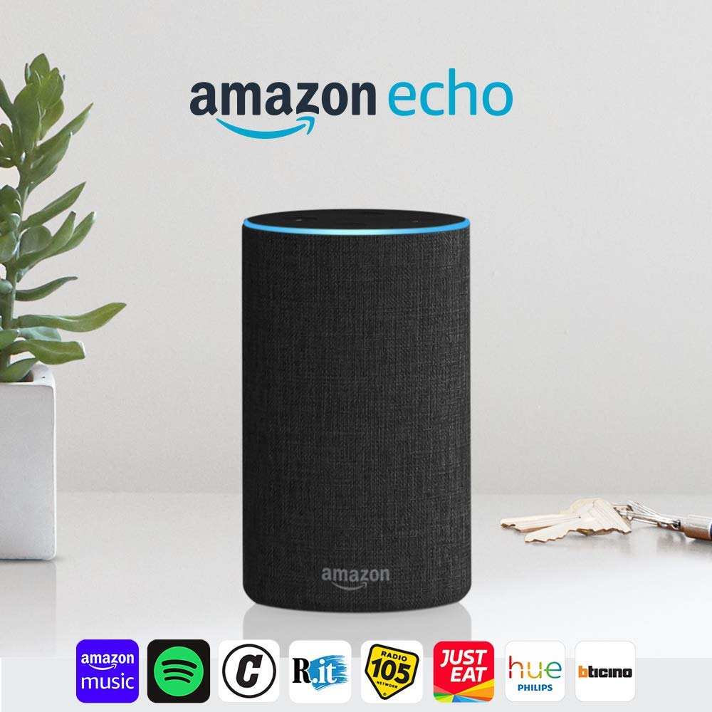 Amazon Echo - assistente vocale