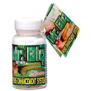 Penis Vergrotende Pillen - Mr Big | Genotshop.nl