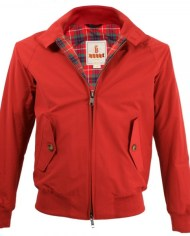 baracuta g9 woman red
