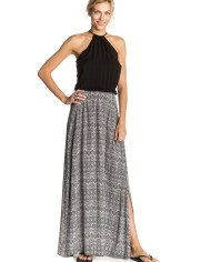 coast infusion_maxi dress