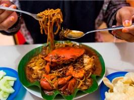 Kuliner Mi Aceh/Foto Hendra Murdani