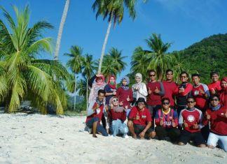 Menikmati Keindahan Pantai Selat Ransang Kepulauan Anambas