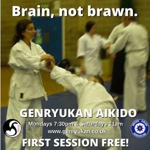 Brain not brawn