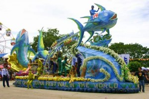 Tuna Canners Association of Gen. Santos Float