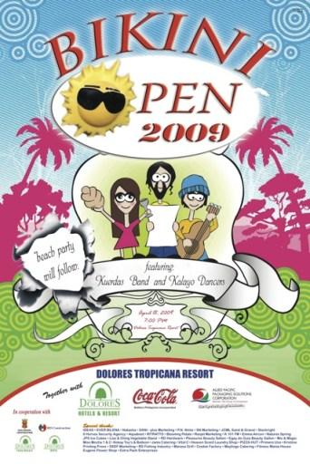 Bikini Open 2009