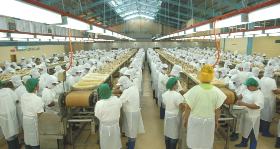 Alliance Tuna Plant in GenSan
