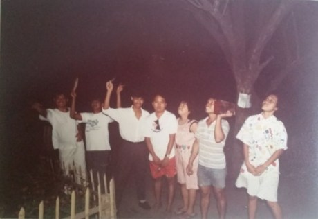 Total Solar Eclipse Gensan 1988