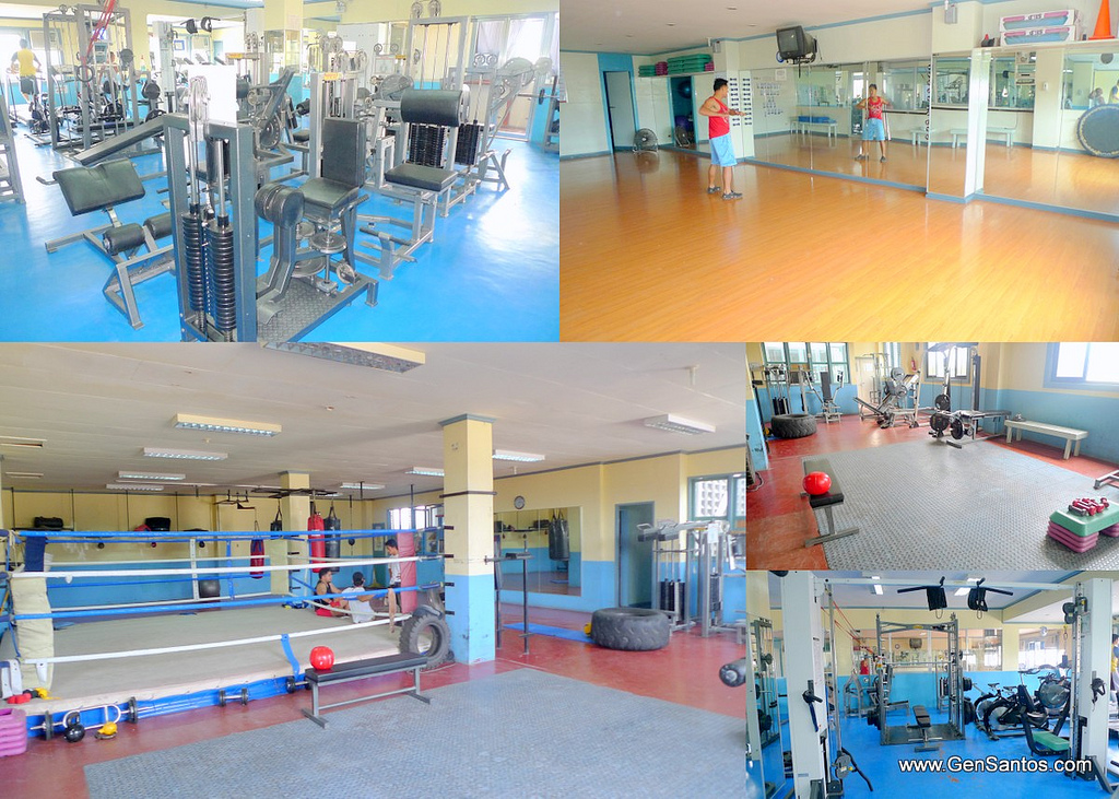 Arcadia Fitness Center, best gym to workout in GenSan