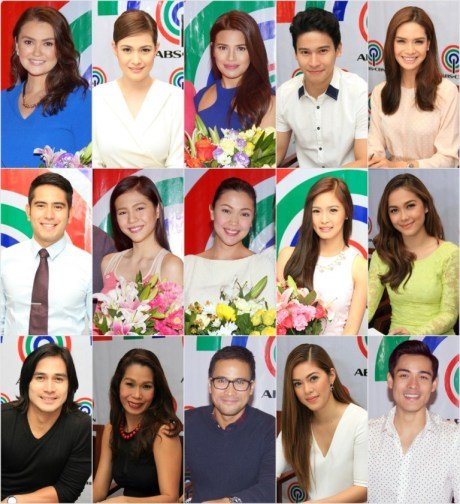 ABS-CBN STARS, ABS-CBN CONTRACT SIGNING