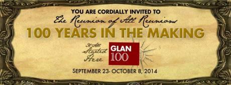 glan 100 poster