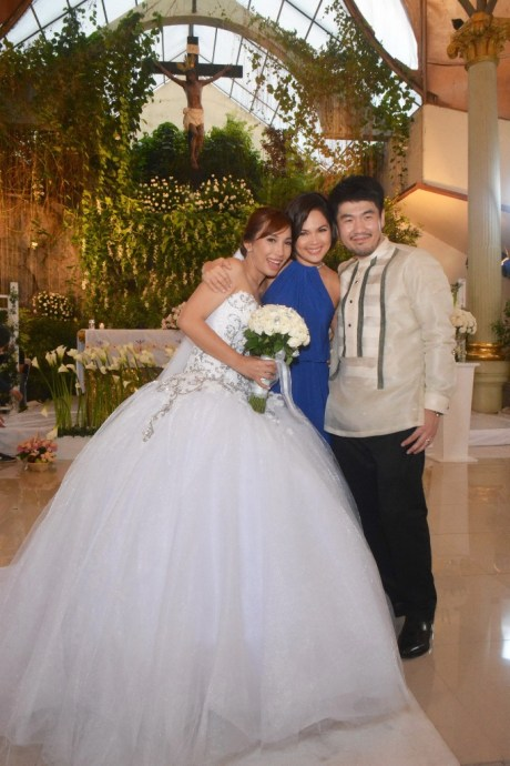 I DO Grand Couple Jimmy and Kring with host Judy Ann Santos-Agoncillo (1)