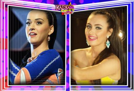 Katy Perry Kalokalike, It's Showtime, ABS-CBN