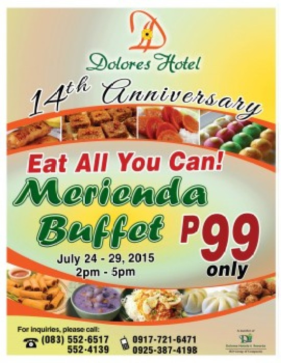 Dolores Hotel Buffet
