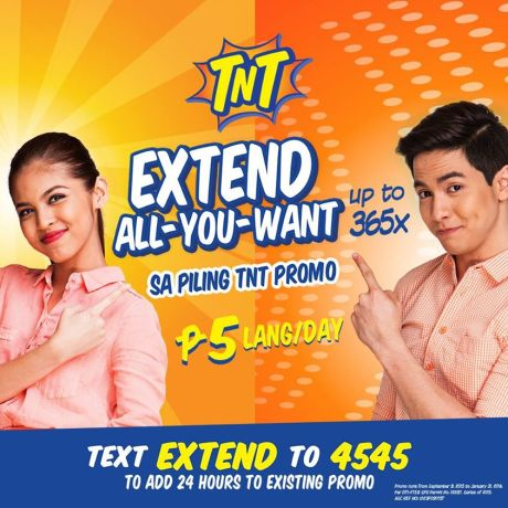 tnt extend with aldub