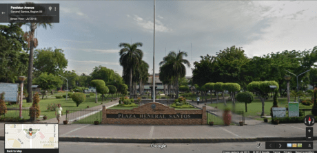 Amazing 360 Images of Plaza Heneral Santos of Gensan