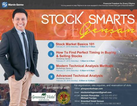 STOCKS SMARTS GENSAN