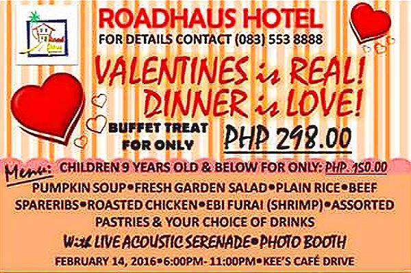 Pacquiao Roadhaus Hotel Valentine