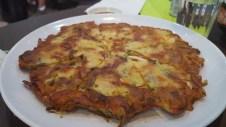 JAEMUL PAJEON or Korean Seafood Pancake