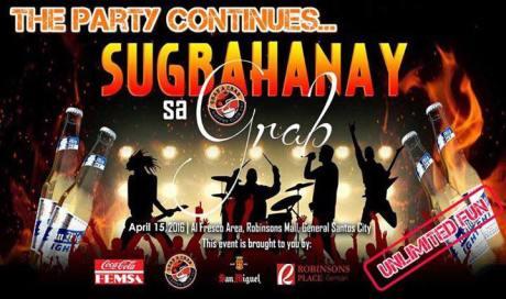 sugbahanay continues