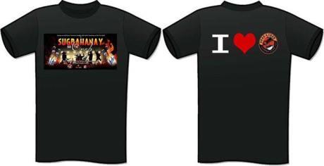 sugbahanay shirts