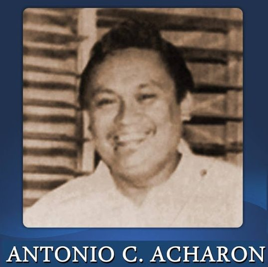 GENSAN MAYOR ANTONIO C. ACHARON