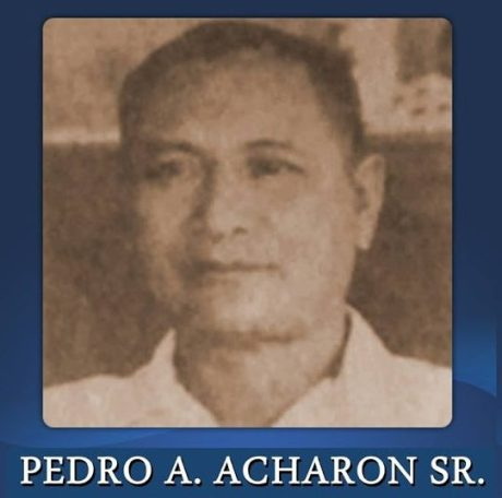 Gensan Mayor Pedro A. Acharon Sr.