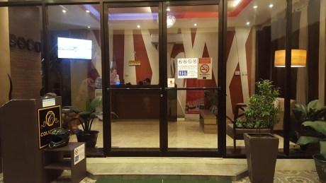 columbus plaza hotel lobby