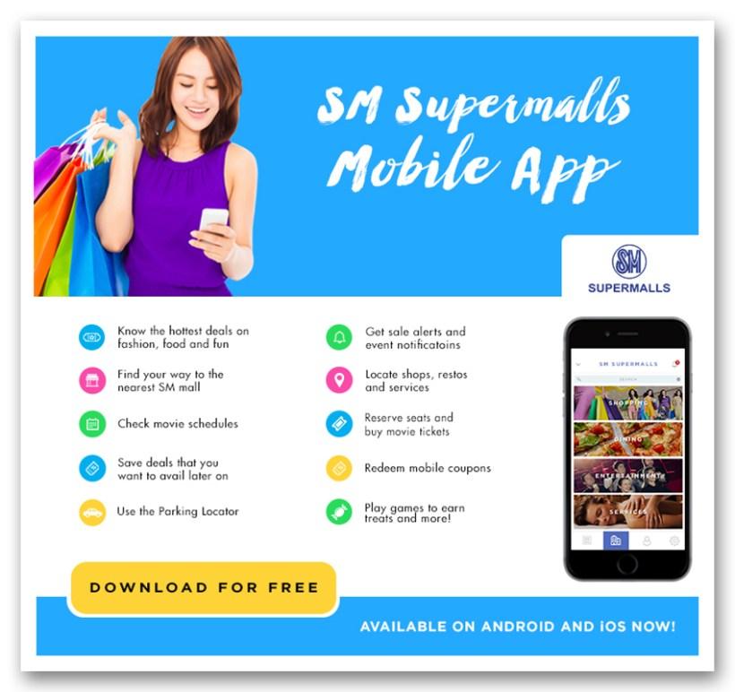 sm mobile app