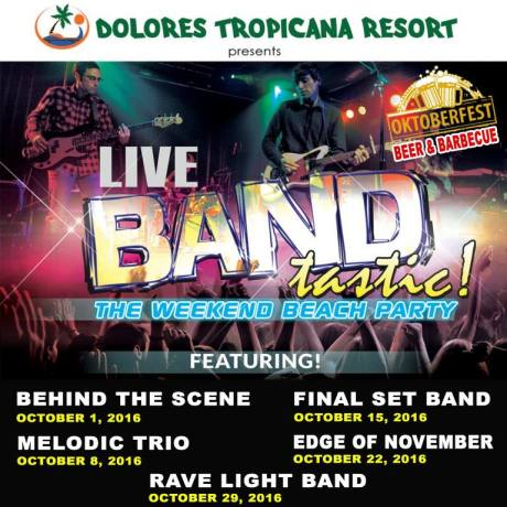 dolores tropicana resort