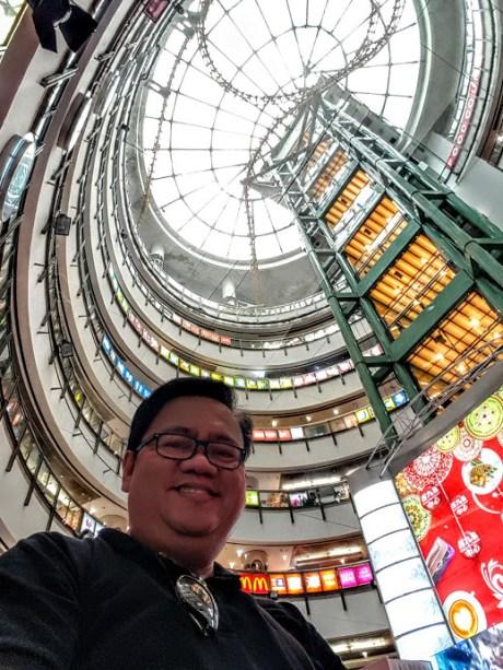 Dragon Centre Atrium