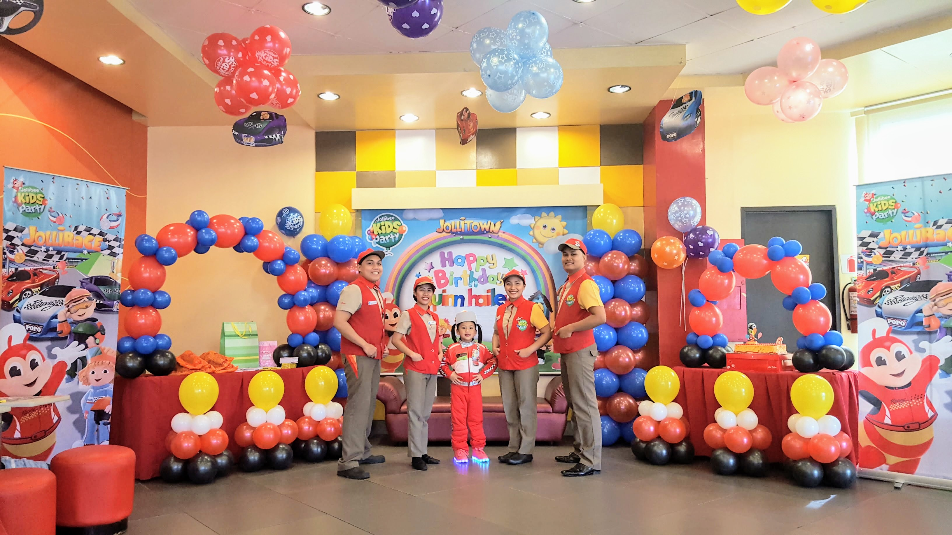 Rev up for jollibees new exciting party theme jollirace gensan rev up for jollibees new exciting party theme jollirace gensan news online mag stopboris Gallery
