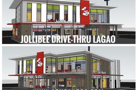 The 24/7 Jollibee Drive-thru Lagao opens July 14th