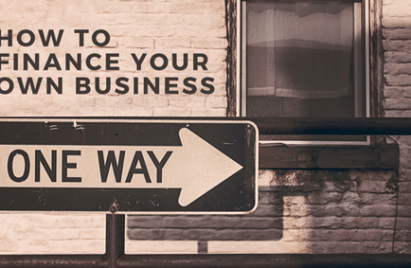 How to Finance Your Own Business