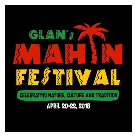 glan mahin fest 2018 logo