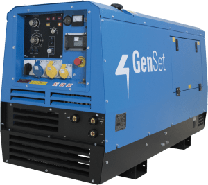 Genset - Motosaldatrici - Oil and Gas