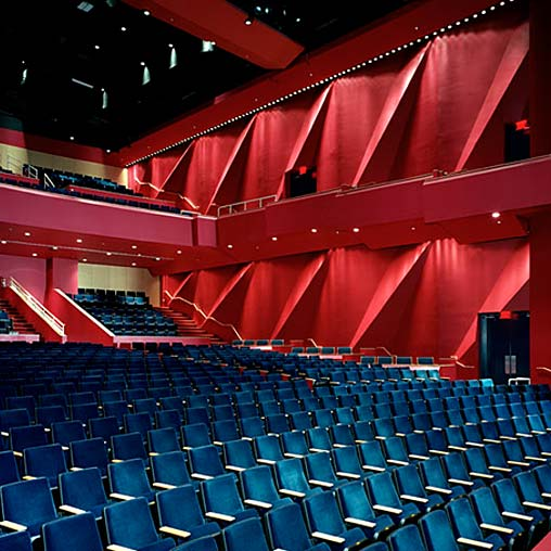 Stafford Centre Performing Arts Theatre Projects Gensler